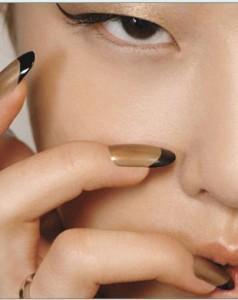 Reverse-french-nail-art